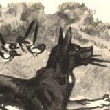 иллюстрация к рассказу Выскочка