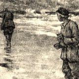 иллюстрация к рассказу Челкаш