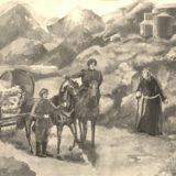 иллюстрация к поэме Мцыри
