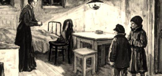 иллюстрация к рассказу Чудесный доктор