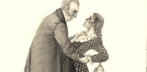 Молчалин и Лиза