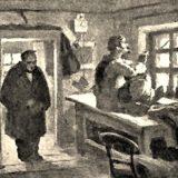 иллюстрация к повести Шинель