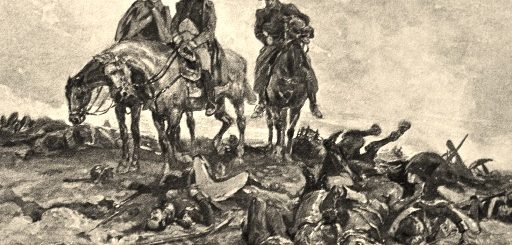 иллюстрация к роману Война и мир