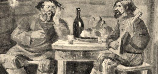 иллюстрация к рассказу Зощенко Беда