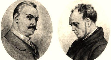 Павел и Николай Кирсановы